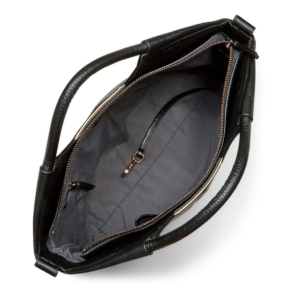 ECCO Linnea Small Workbag, Sort   ECCO Sko og vesker GRATIS