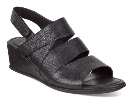 ECCO Shape 35 W sandal, Sort