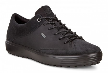 ECCO Soft 7 Tred GORE-TEX® H lav, sort