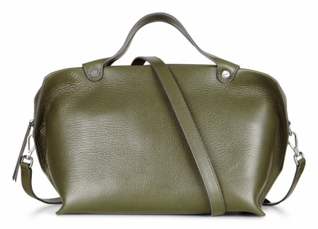 ECCO Sculptured Handbag, Green