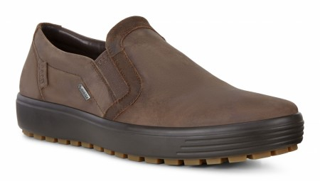 ECCO Soft 7 H Tred lav, Coffee