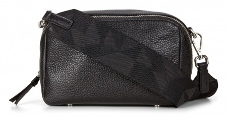 ECCO Sp3 Medium Boxy, Black