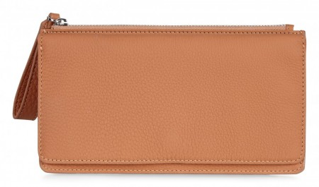 ECCO Jilin Travel Wallet, Cashmere