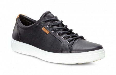 ECCO Soft 7 Mens Sort