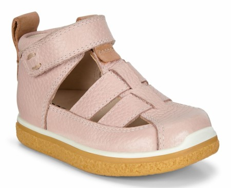 ECCO Crepetray Sandal, Rose Dust