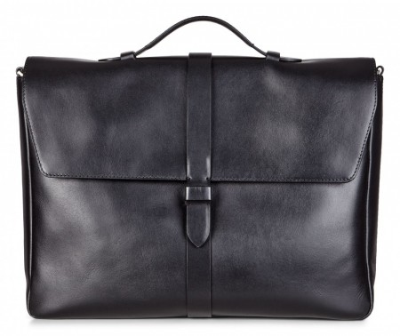 ECCO Lars Briefcase, Sort