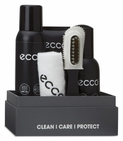 ECCO Shoe Care Kit Box