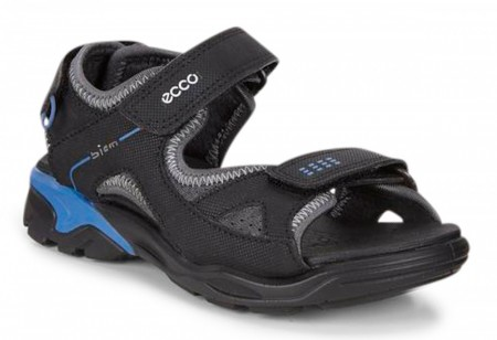 ECCO Raft Sandal,  Sort