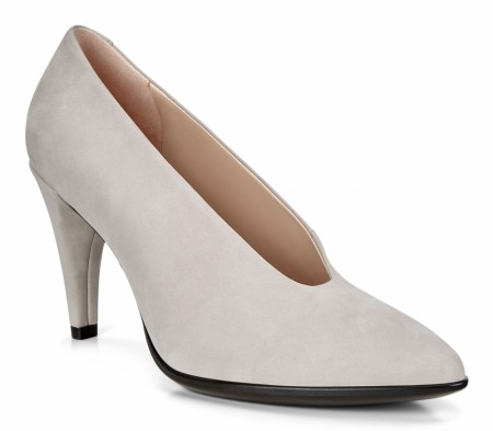ECCO Shape 75 Pumps Nubuck, Grey Rose