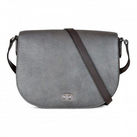 ECCO Kauai Saddlebag M, Metalic