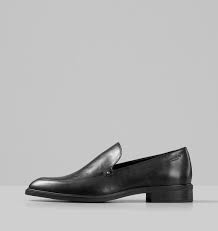Vagabond  Frances Loafer, Sort