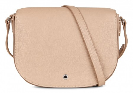 ECCO Kauai Medium Saddle bag, Dune