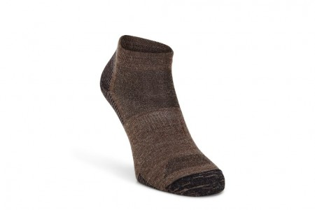 ECCO  Everyday Quarter (merino) brun
