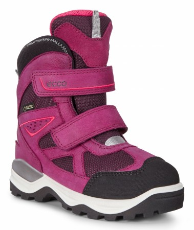 ECCO Snow Mountain GORE-TEX® Rosa/Sort