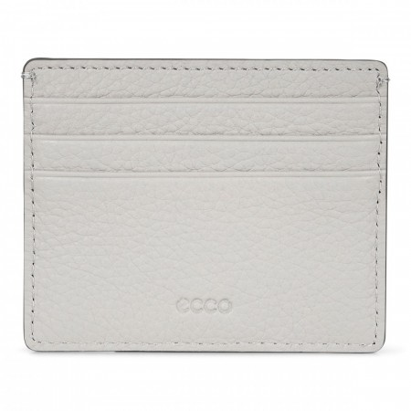 ECCO Bjorn Slim Card Case, Gravel