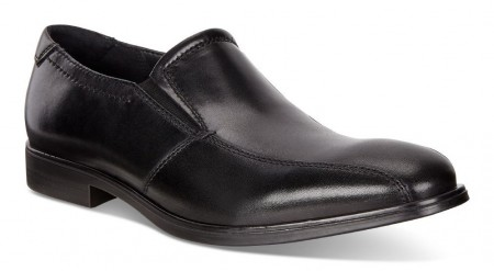 ECCO Melbourne Loafer, Sort