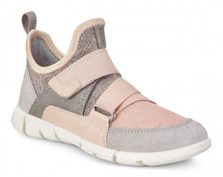 ECCO Intrinsic Kids Sneak, Rose Dust