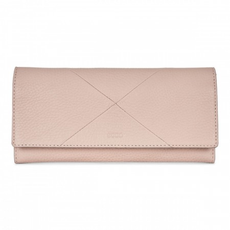 ECCO Linnea Continental Wallet, Rose Dust