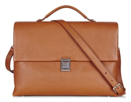 ECCO Isan 2 Business Bag, cashmere